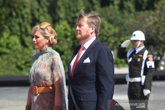 Raja Belanda berencana tak pakai kereta kuda bergambar penjajahan
