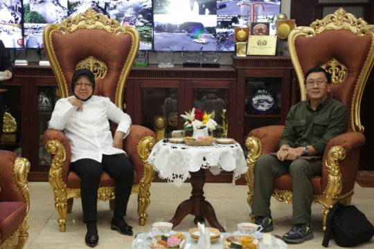 KLHK: Surabaya berpeluang dapat akreditasi kota lahan basah dunia