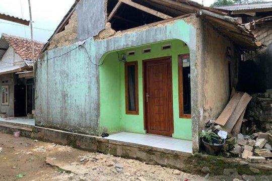 BPBD: Lima kecamatan laporkan adanya kerusakan akibat gempa