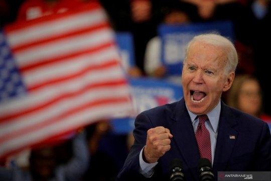 Ketua DPR AS Nancy Pelosi nyatakan dukungan untuk capres Joe Biden
