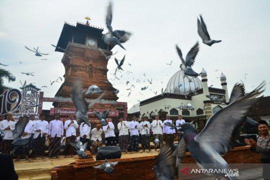 Perayaan hari jadi Masjid Al-Aqsha Menara Kudus