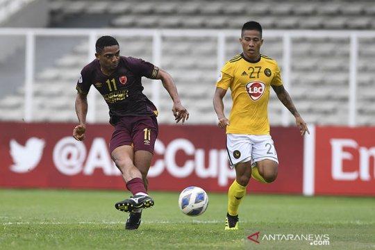 10 pemain PSM tahan imbang Kaya FC-Iloilo 1-1