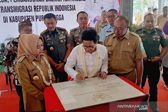 Menteri Desa apresiasi pengelolaan BUMDes di Purbalingga
