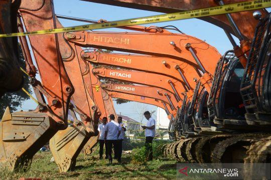 Polda Aceh bongkar tambang emas ilegal