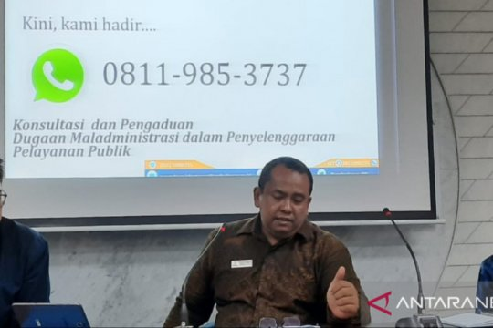 Ombudsman Jakarta awasi penyelidikan dugaan korupsi di Sarana Jaya
