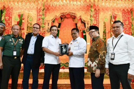 Pemkot Banda Aceh siap tingkatkan sinergi dengan PNM