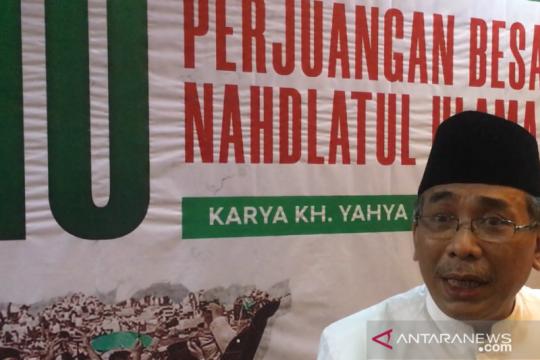 Gus Yahya: NU harus bisa jadikan energi generasi muda NU bermakna