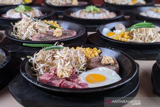 Pepper rice ala Jepang versi Indonesia, lebih terjangkau