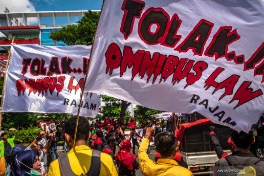 Fraksi PKS sampaikan tiga catatan tolak pembahasan RUU Cipta Kerja