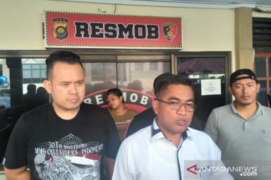 Polda Jambi tangani kasus penipuan modus lelang mobil dinas