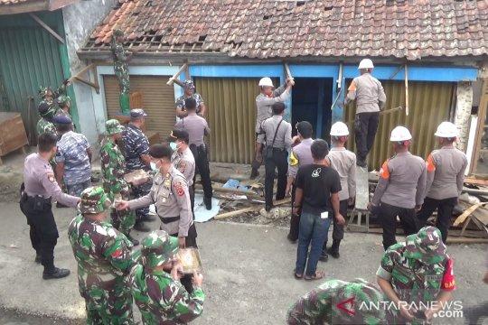 Data sementara, 547 rumah rusak akibat gempa Sukabumi, sebut BPBD