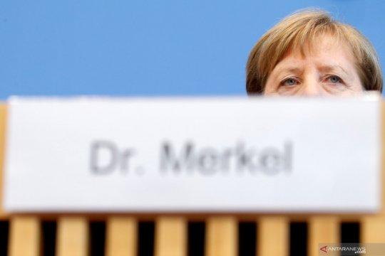 Merkel sebut solidaritas dibutuhkan untuk perangi virus corona