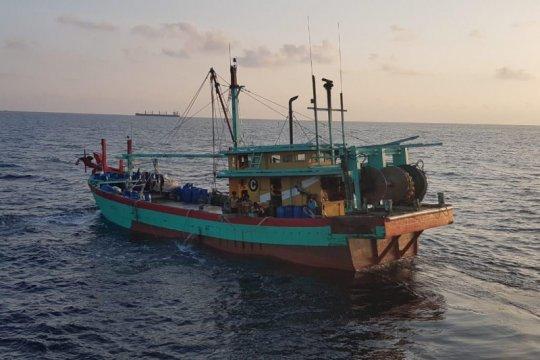 KKP identifikasi tiga area rentan kapal ikan asing ilegal