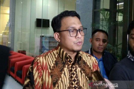 KPK cecar eks Kadis Tata Ruang soal pengadaan tanah RTH Kota Bandung