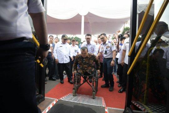 Pemerintah Jawa Barat siapkan layanan bus ramah penyandang disabilitas