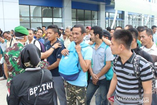 36 WNI dideportasi ke Nunukan karena narkotika