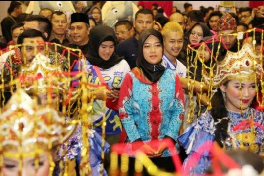 Ribuan pesilat perebutkan Piala Kemenpora di Lampung