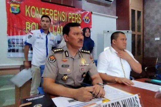 Polda Lampung tangkap IRT sebarkan hoaks virus corona