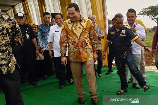 Tommy Soeharto sumbangkan lahan untuk dibangun terminal di Cikampek