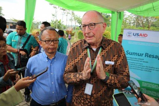 USAID: Salatiga contoh nasional menabung air di tanah