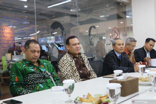 Firli: Pimpinan KPK dan dewan pengawas miliki kerja sama yang baik