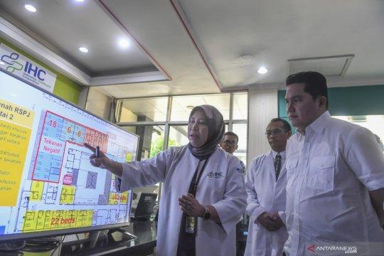 Menilik kesiapan rumah sakit BUMN hadapi pandemi Covid-19