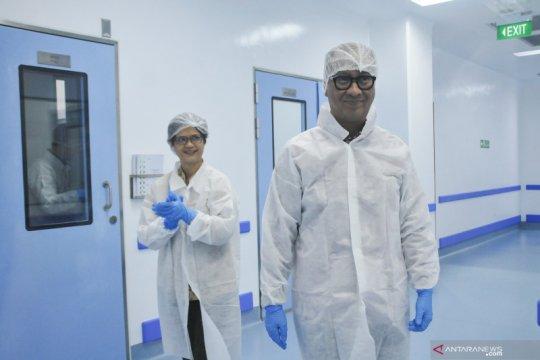 Patuhi protokol kesehatan, Menperin dukung  Panasonic tetap beroperasi