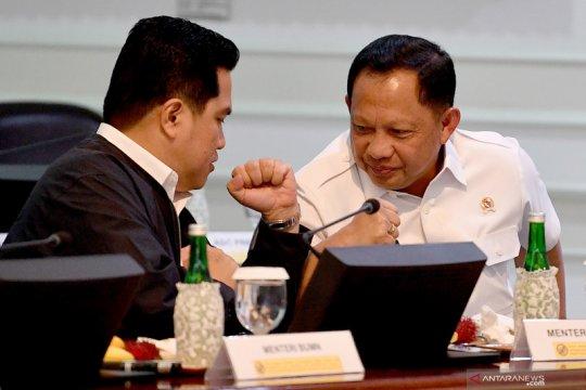 Kabar Tito Karnavian dan istri kena corona itu hoaks