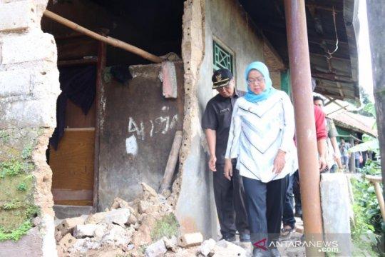 Bupati: 664 rumah di Bogor rusak akibat gempa Sukabumi