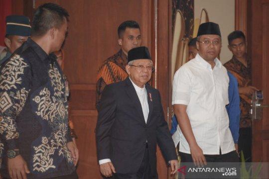 Wapres RI buka Munas V Adeksi di Mataram