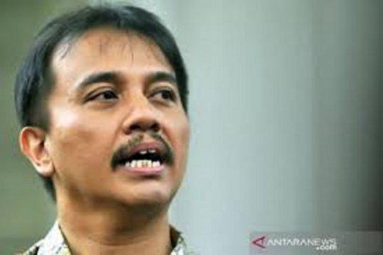 Roy Suryo sarankan kampanye tatap muka Pilkada 2020 ditiadakan