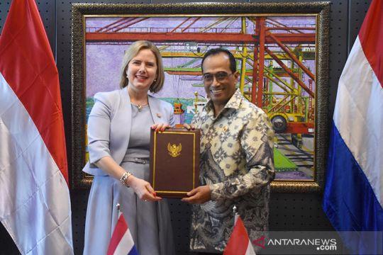 Kerja sama Indonesia-Belanda bidang kemaritiman