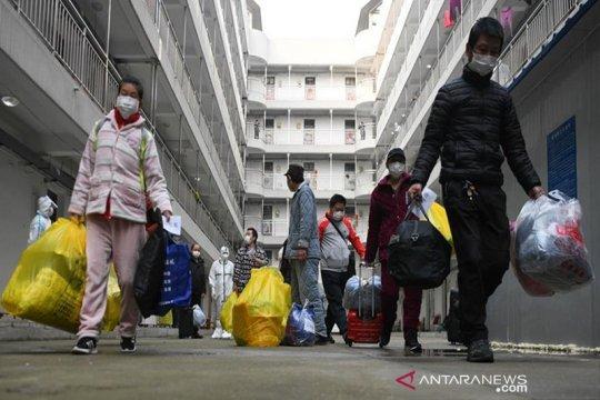 Beijing, Hong Kong, Taiwan wajibkan karantina 14 hari bagi WNA