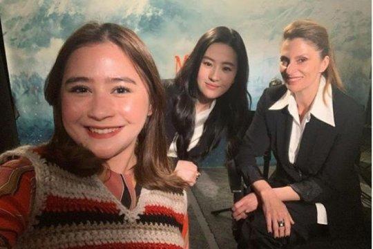 "Prilly Latuconsina wakili Asia Tenggara bertemu pemain ""Mulan"""