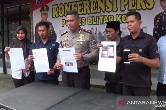 Polisi Blitar selidiki dugaan hoaks penyebaran virus corona
