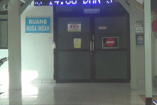 RSUP Sanglah rawat 12 pasien status dalam pengawasan