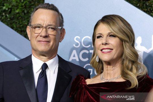 Tom Hanks dan Rita Wilson jadi warga negara Yunani