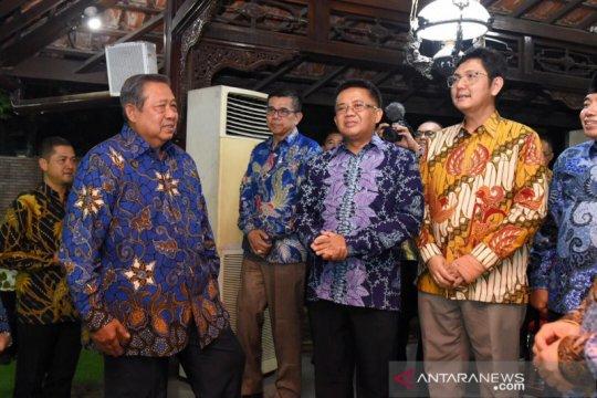 Pertemuan Demokrat-PKS diskusikan ambang batas parlemen