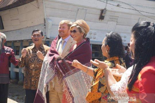 Raja dan Ratu Belanda akan kembali kunjungi Danau Toba 2021