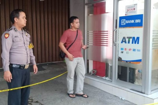 Polisi selidiki pembobolan ATM BRI di Pariaman