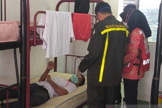 Satu TKI deportasi mengalami demam, dirujuk ke RSUD NunukanTKI