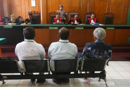 PN Surabaya bebaskan enam terdakwa kasus jalan ambles Gubeng