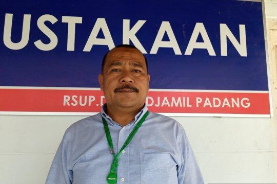 Tiga pasien RSUP M Djamil Padang jalani perawatan di ruang isolasi