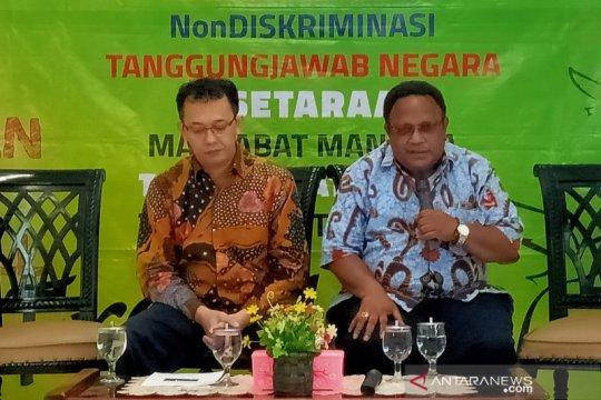 Dewan Adat Papua lapor Komnas HAM dugaan pelanggaran HAM di Intan Jaya