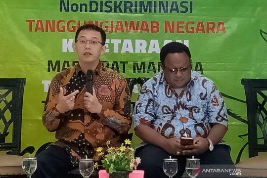 Komnas HAM minta pemerintah evaluasi pendekatan keamanan di Papua