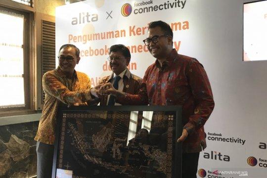 Facebook Connectivity dan Alita perluas jaringan fiber optik Indonesia