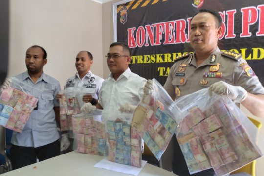 Delapan tersangka ditahan dalam kasus dugaan korupsi bawang di Malaka