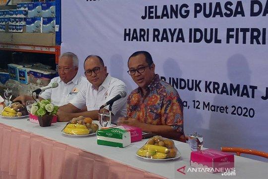 Kadin sebut pasokan pangan di pasar induk Jakarta jelang puasa aman