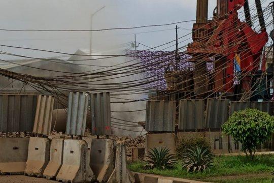 Pipa gas Cakung bocor, Pertamina tutup SPBU terdekat