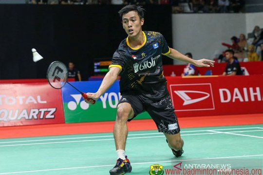 Shesar menangi laga penentu dan Indonesia unggul 3-2 atas Taiwan